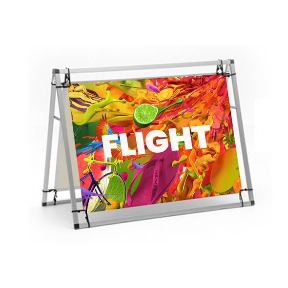 A-Frame Banner Display 4ft