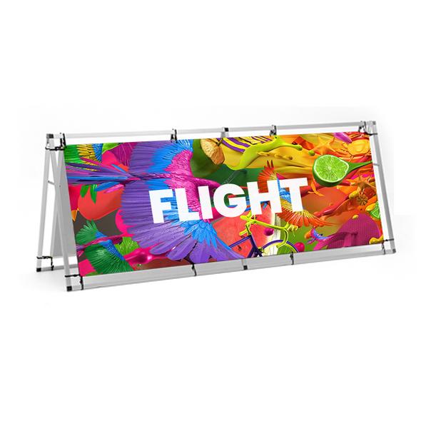 A-Frame Banner Display 8ft