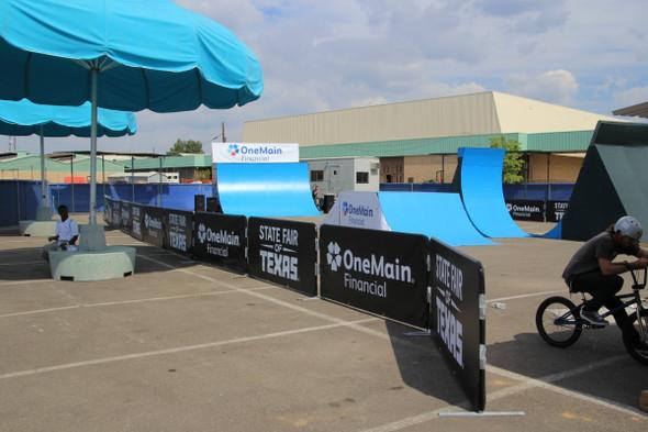 Barricade Banners