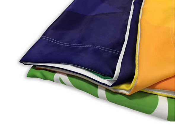 Fabric Banner (9 oz. Wrinkle Free)