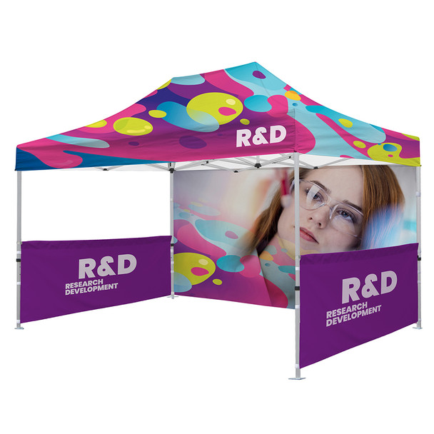 10x15ft Custom Tent Packages #3