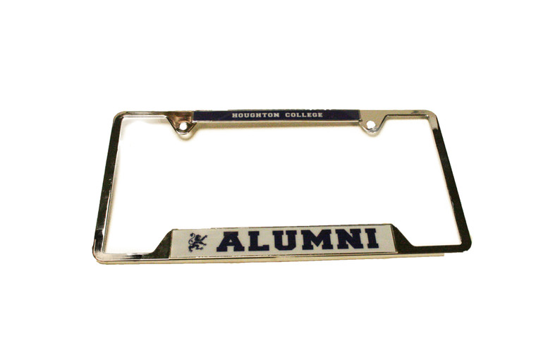 Houghton College Alumni License Plate