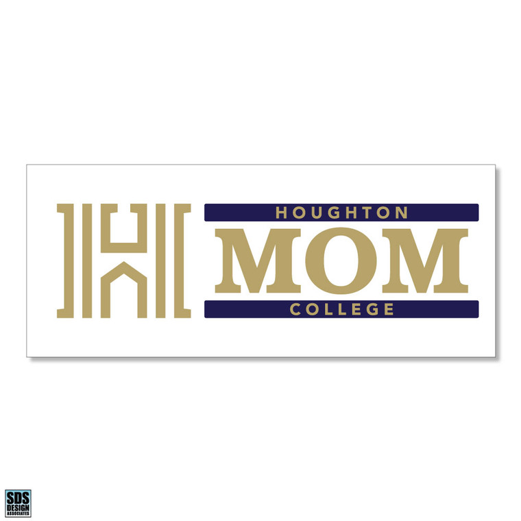 Houghton Mom Decal