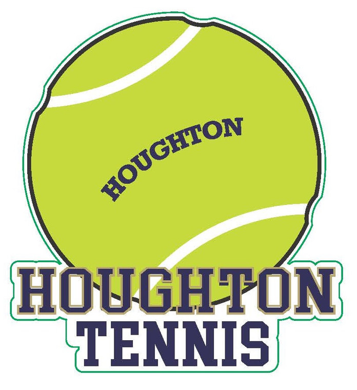 Houghton Tennis Decal