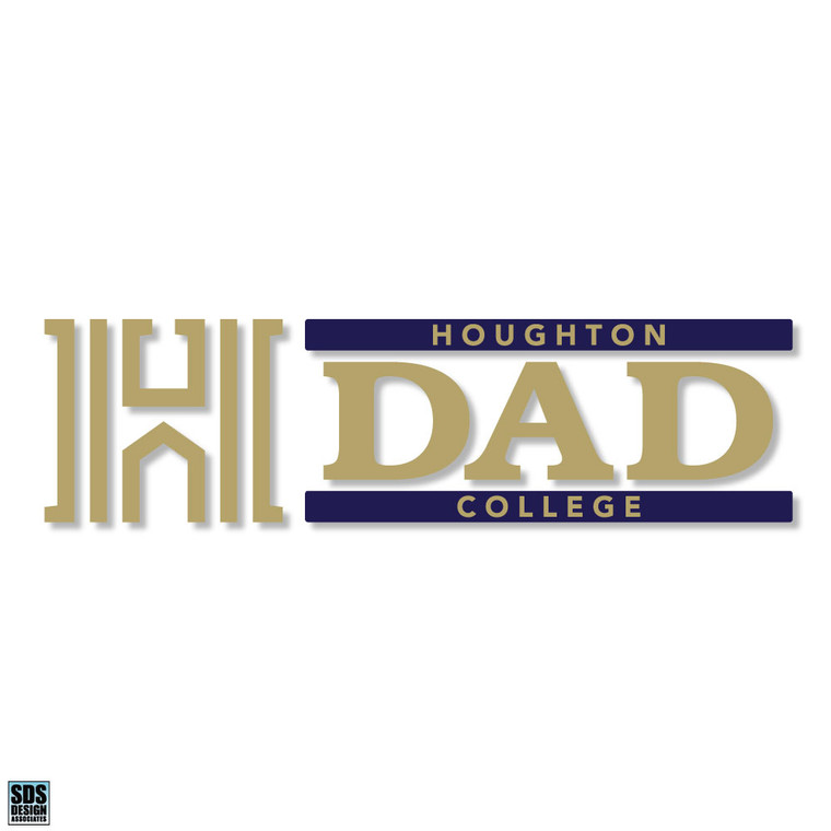 Houghton Dad Vinyl Decal