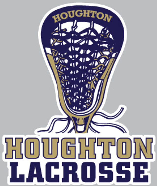 Houghton Women's Lacrosse Decal