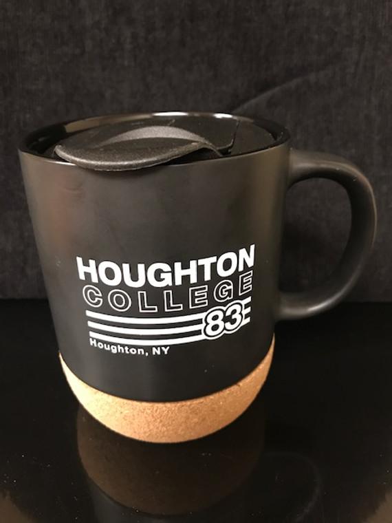 Houghton College Cork Mug