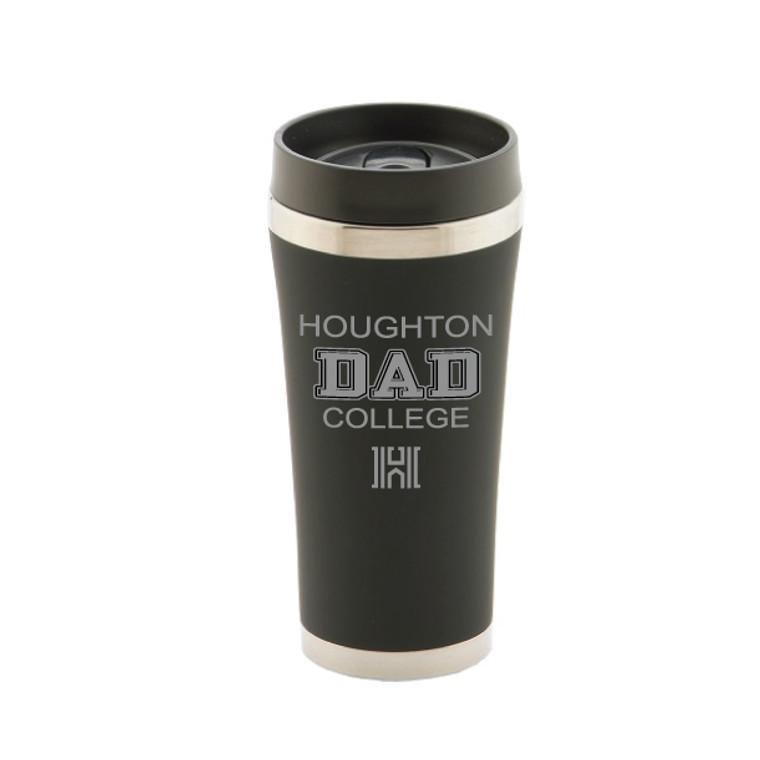 Houghton College Dad Travel Mug