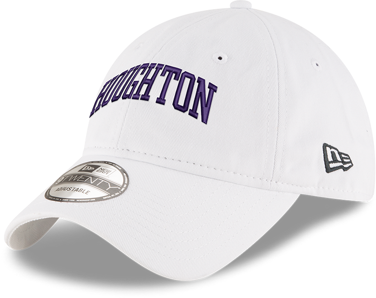 Houghton Hat with Purple Imprint