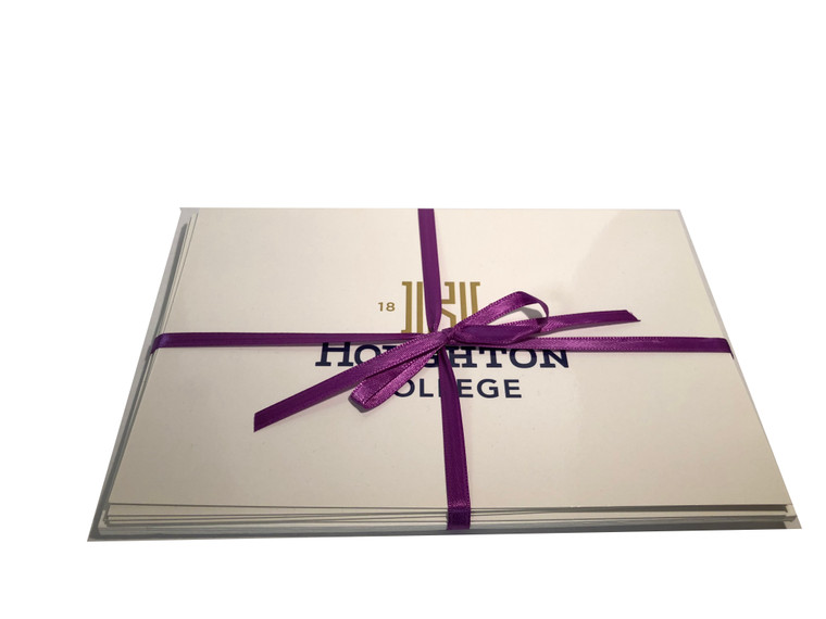 Houghton College Notecards pack of 5
