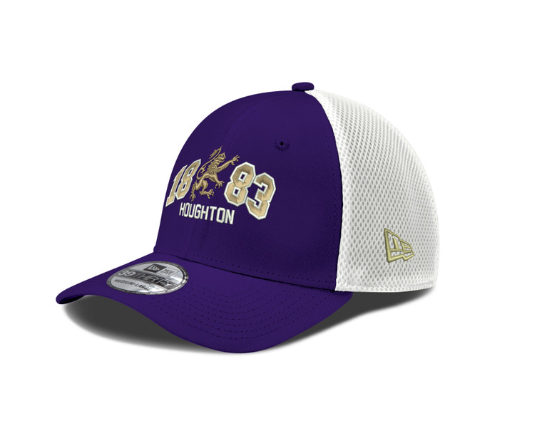 Houghton Mesh Hat with 1883 and Lion