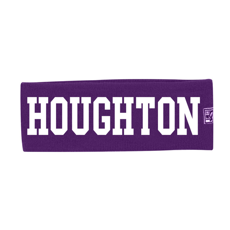 Houghton College Knit Earband