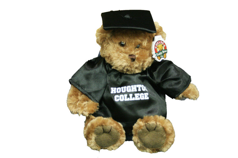 Houghton College Graduation Bear