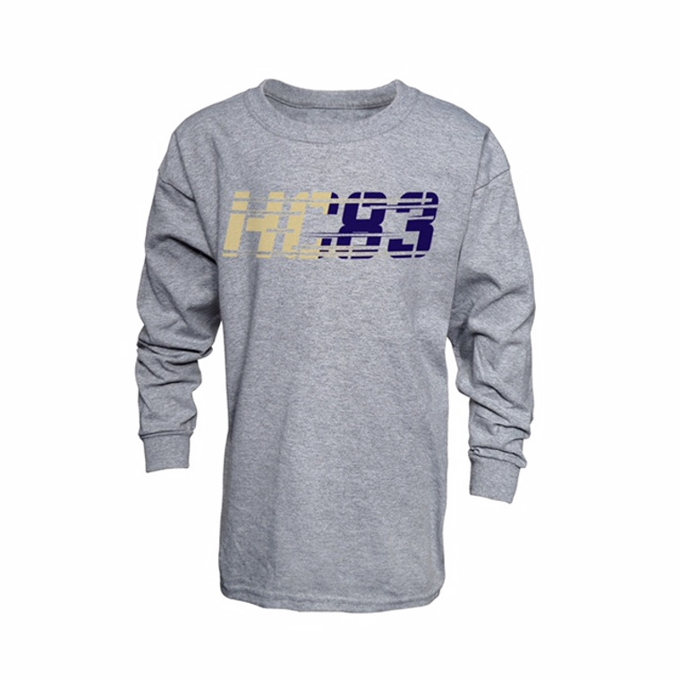 Houghton College Youth Long Sleeve Tee