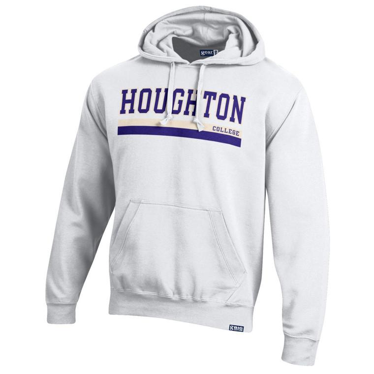 Houghton College Felt Applique Hood