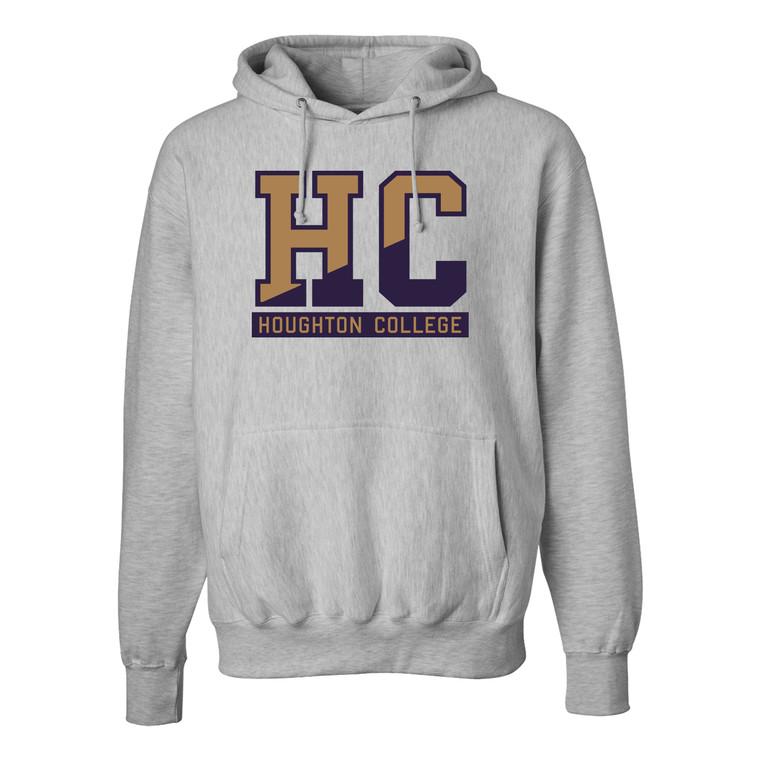 Houghton College Split HC Hood