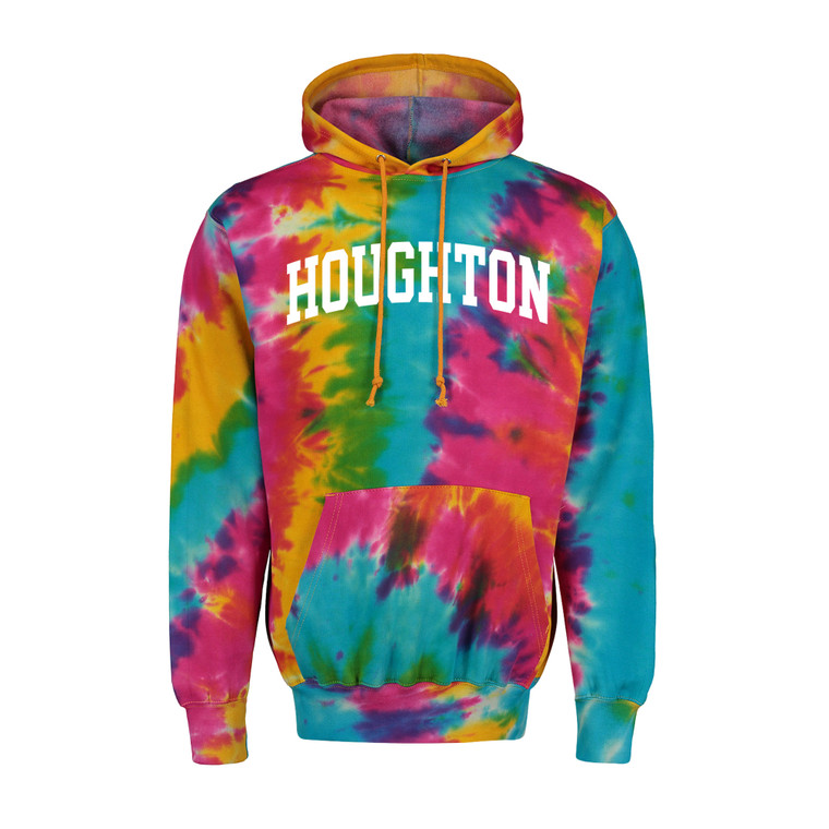 Houghton Tie-Dyed Hood