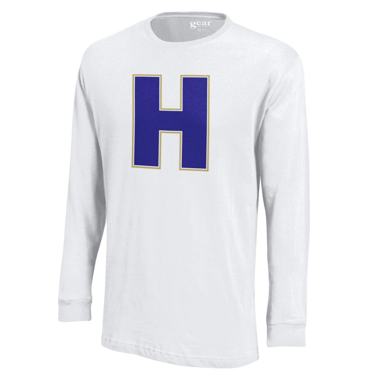 Houghton College Soft Long Sleeve Tee