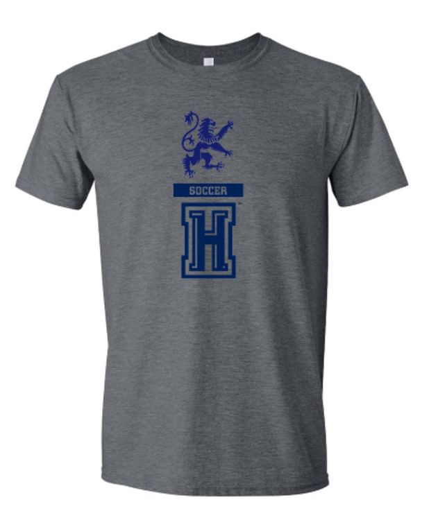 Houghton College Soccer Tee
