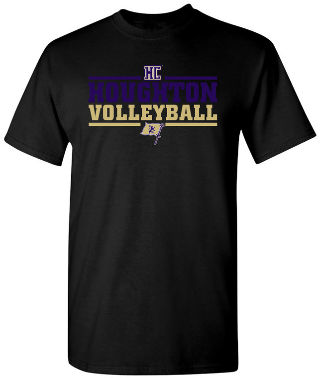 Houghton College Volleyball Tee