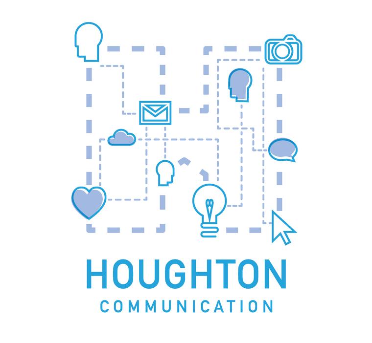 Houghton Communication Major Tee