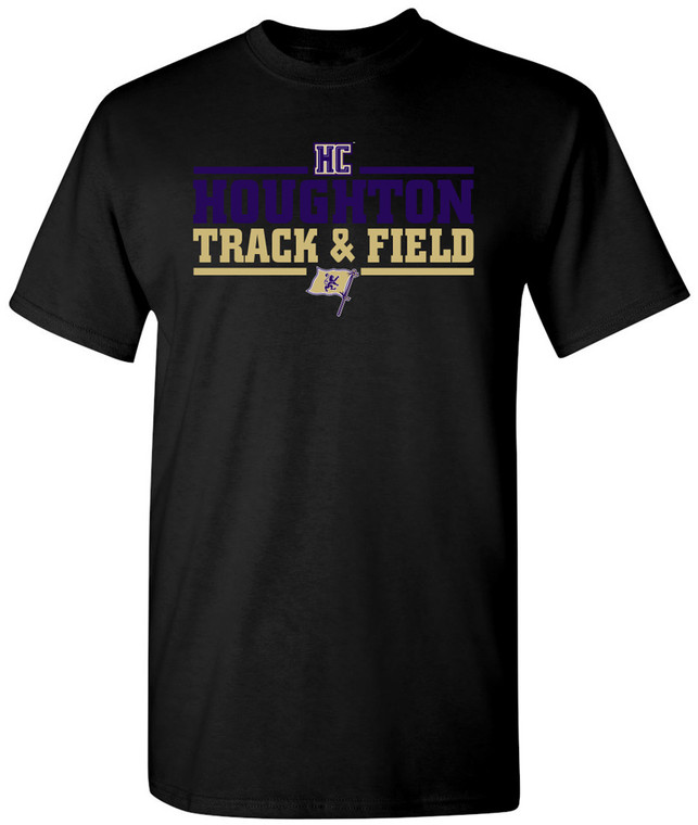 Houghton College Track & Field Tee