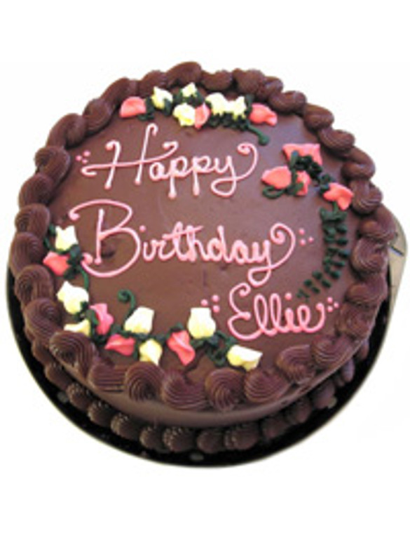"""8"""" Round Special Occasion Cake"""