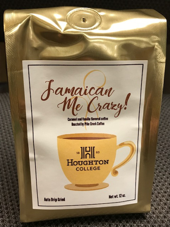 Jamaican Me Crazy Houghton Coffee
