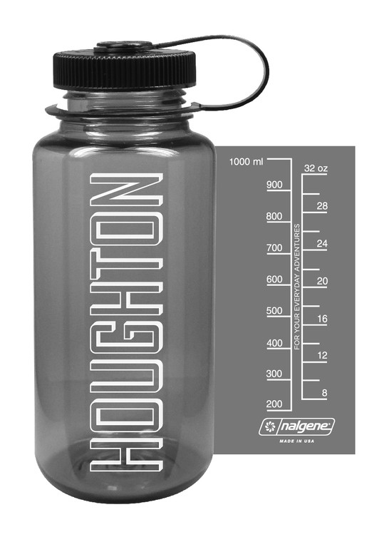 Houghton College Wide Mouth Nalgene