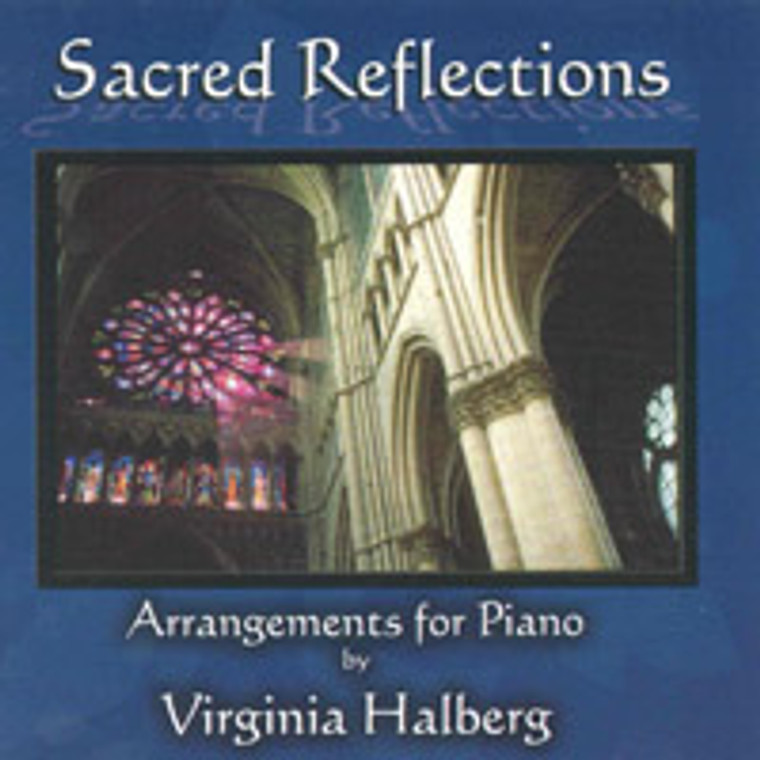 Sacred Reflections CD