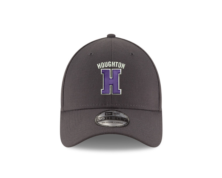 Houghton Hat with a Purple H