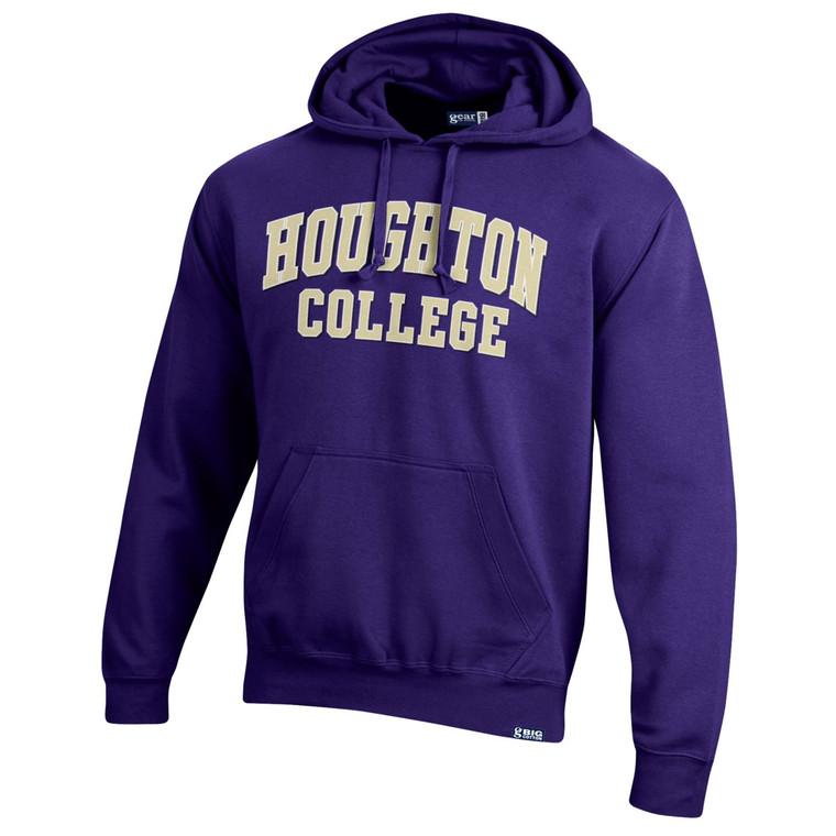 Houghton College Big Cotton Tumbled Hood