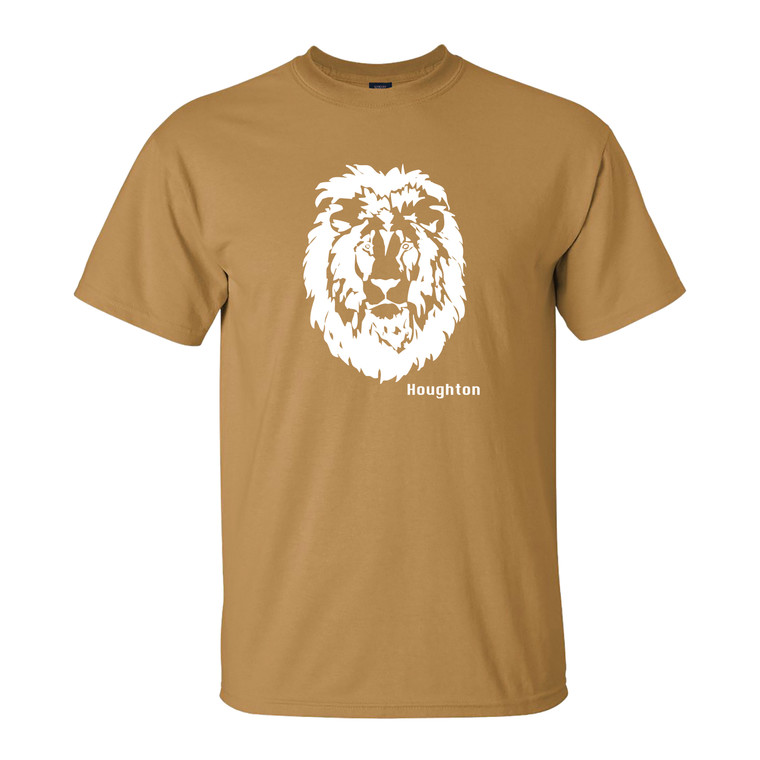 Houghton Tee with Lion Head
