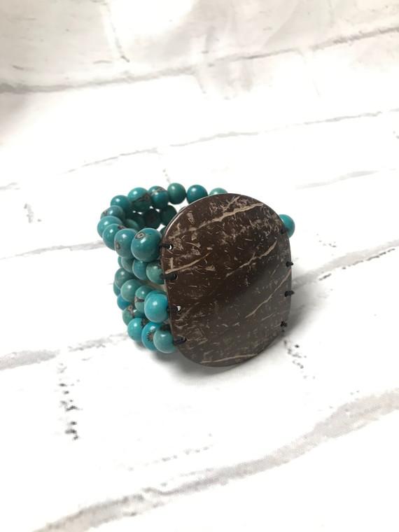 Shirley Turquoise Bracelet