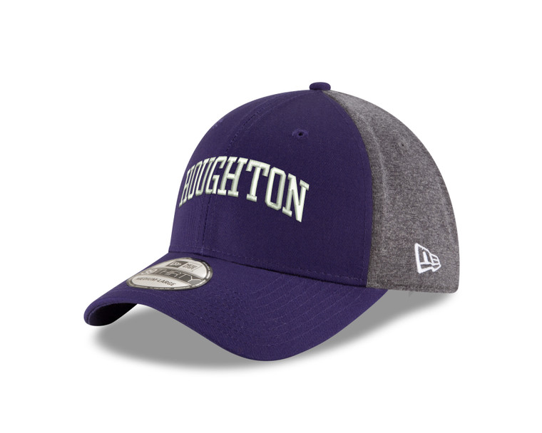 Houghton Purple and Charcoal Hat