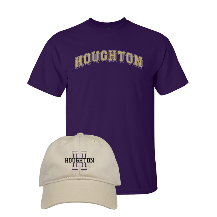 Houghton Cap and Tee Combo