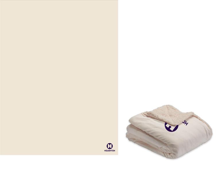 Houghton Sherpa Blanket