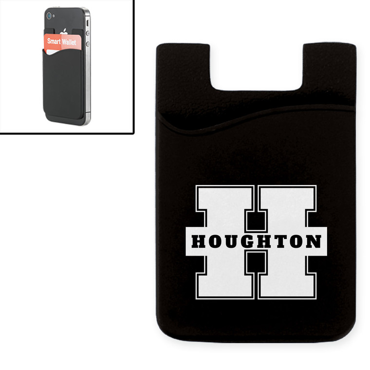 Cell Phone Silicone ID Holder
