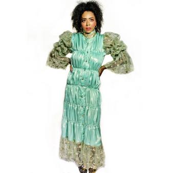 Black Creek Pioneer Village Dress