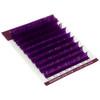 Violet Color Lashes