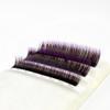 Violet Ombre Color Lashes