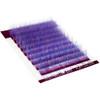 Violet Mix Color Lashes