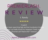 Review on the PremierLash 90* Plasma Tweezers
