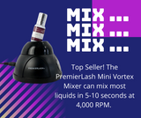 Mix ... Mix ... Mix ...