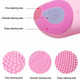 Silicone Conic Facial Cleansing Brush & Massager