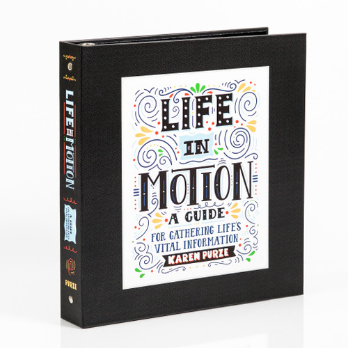 Life in Motion End of Life Planning Guide - Side View