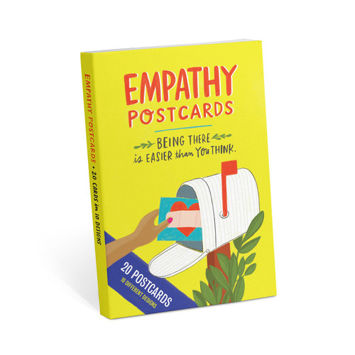 Emily McDowell empathy postcards collection