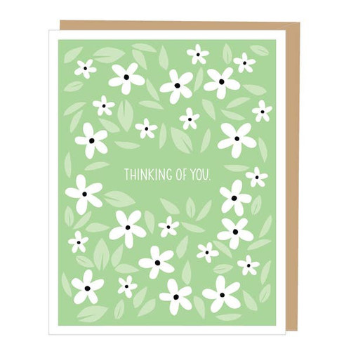 Thinking of You Sympathy Card by Apartment 2 Cards
