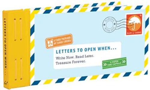 Letters to Open When... by Lea Redmond