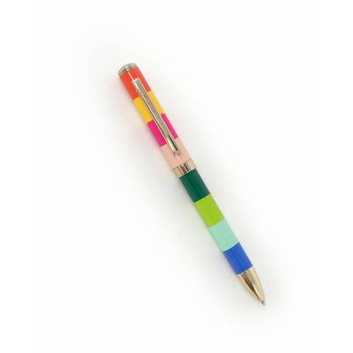 Idlewild Rainbow Luxe Ballpoint Pen
